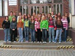 Školský rok 2007/2008