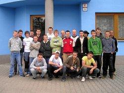 Školský rok 2008/2009