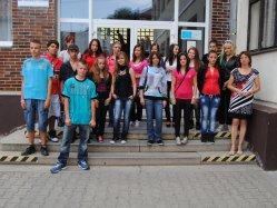 Školský rok 2011/2012