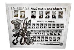 Odevná UŠ 1965